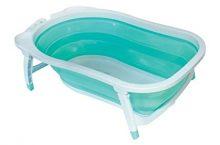 La baignoire pliable Babysun, parfait pour la maison, ou pour voyager.