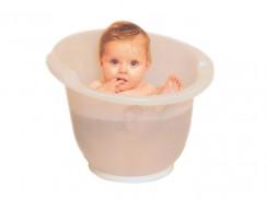 La Delta Baby Shantala, une baignoire originale qui plait à tous.
