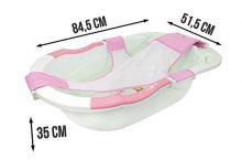 Baignoire Monsieur Bébé : Avis & Test du modèle Baby Plouf Evolution