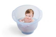 Baignoire Shantala : Avis et Test  de cette baignoire bébé signée Delta Baby